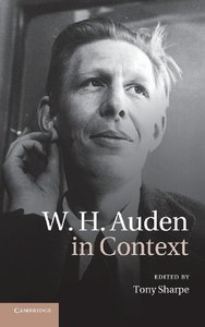 W. H. Auden in Context (repost)