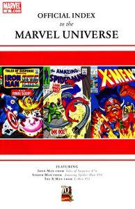 Official Index to the Marvel Universe 2 2009 - Marvel