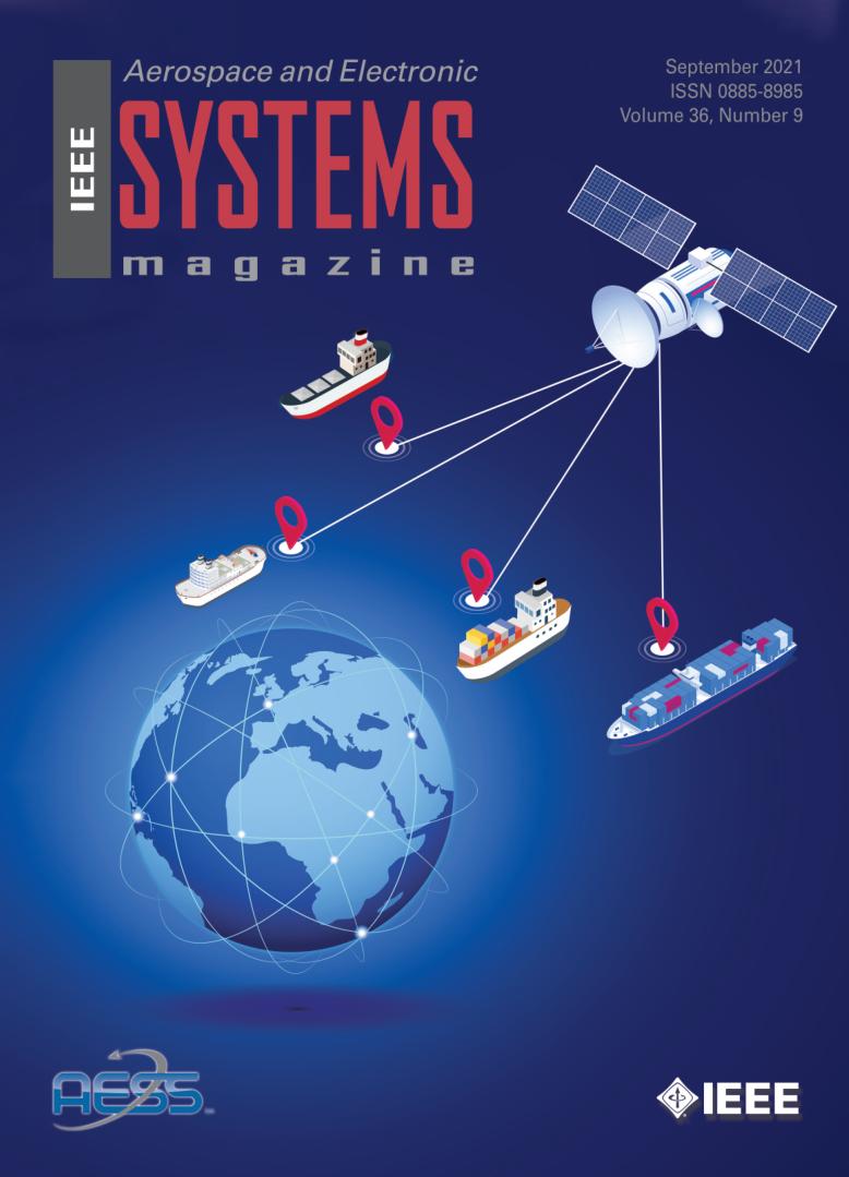 IEEE Aerospace & Electronics Systems Magazine - September 2021
