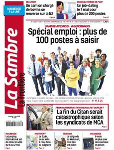La Sambre La Frontière - 03 mai 2019