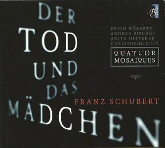 """Quatuor Mosaïques - Schubert: String Quartets D.173 & 810 """"Der Tod und das Mädchen"""" (2010)"""