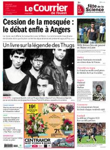 Le Courrier de l'Ouest Angers – 02 octobre 2020