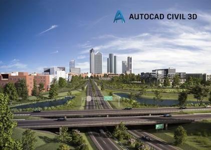 Autodesk AutoCAD Civil 3D 2019.0.1