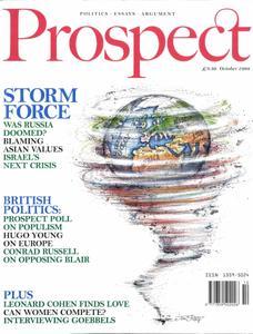 Prospect Magazine - October 1998