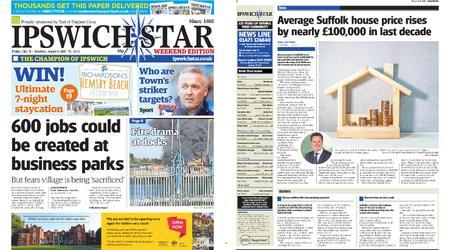 Ipswich Star – July 31, 2020