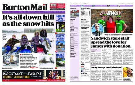 Burton Mail – March 02, 2018