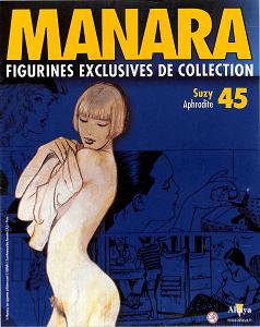 Manara - Figurines Exclusives De Collection - Tome 45
