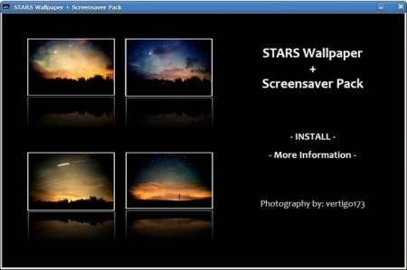 STARS Wallpaper + Screensaver Pack AIO