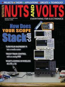 Nuts and Volts - October 2016