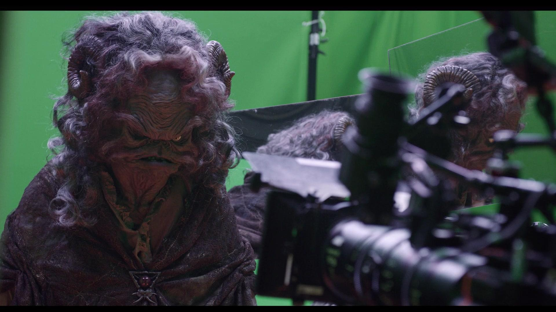 The Crystal Calls Making the Dark Crystal: Age of Resistance (2019)