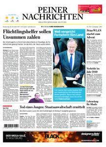 Peiner Nachrichten - 23. November 2017