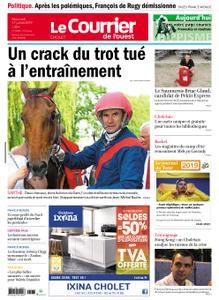 Le Courrier de l'Ouest Cholet – 17 juillet 2019