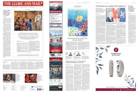 The Globe and Mail – July 17, 2019