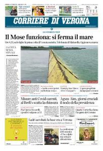 Corriere di Verona – 04 ottobre 2020