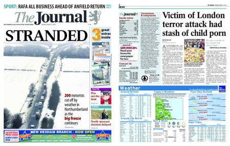 The Journal – March 03, 2018