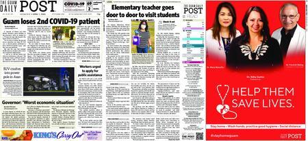 The Guam Daily Post – April 01, 2020