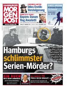 Hamburger Morgenpost - 29. September 2017