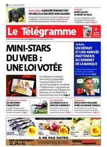 Le Télégramme Guingamp – 13 février 2020
