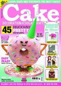 Cake Decoration & Sugarcraft – May 2018