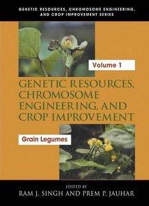 Genetic Resources, Chromosome Engineering, and Crop Improvement: Grain Legumes, Volume I