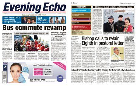 Evening Echo – April 16, 2018