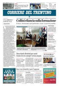 Corriere del Trentino - 10 Febbraio 2018
