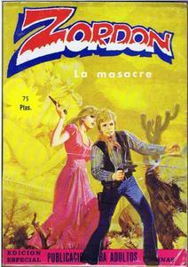 Zordon #8 (de 12) - La Masacre