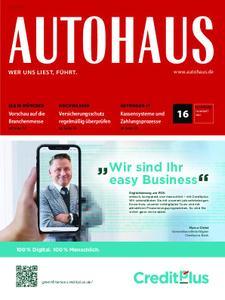 Autohaus - 10. August 2021