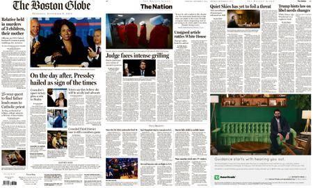 The Boston Globe – September 06, 2018