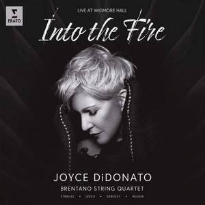 Joyce DiDonato & Brentano String Quartet - Into the Fire (Live at Wigmore Hall) (2018)