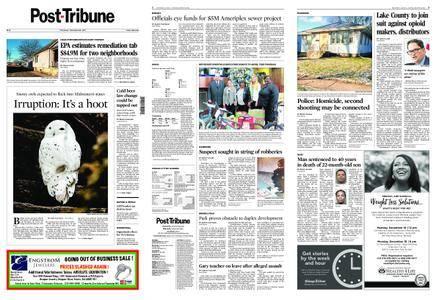 Post-Tribune – December 14, 2017