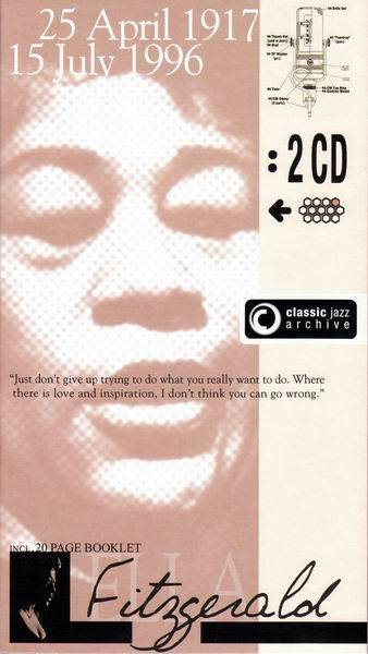 Ella Fitzgerald - Classic Jazz Archive [Recorded 1935-1946] (2004) (Repost)