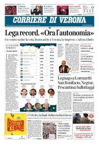 Corriere di Verona – 28 maggio 2019