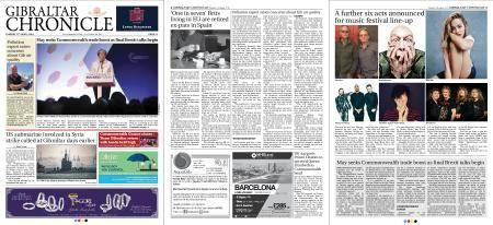 Gibraltar Chronicle – 17 April 2018