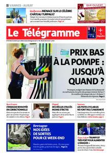 Le Télégramme Auray – 06 juin 2020