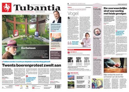 Tubantia - Enschede – 24 september 2019