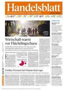 Handelsblatt - 21. Oktober 2015