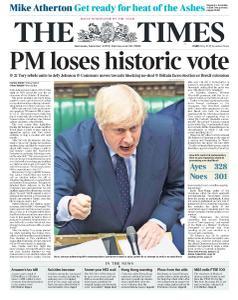 The Times - 4 September 2019