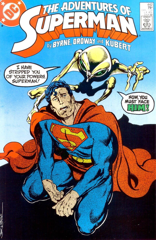 Adventures of Superman 442