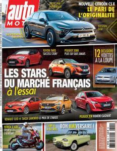 Auto Moto France - Mai 2021