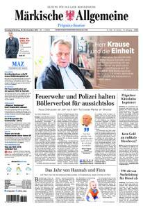 Märkische Allgemeine Prignitz Kurier - 29. Dezember 2018