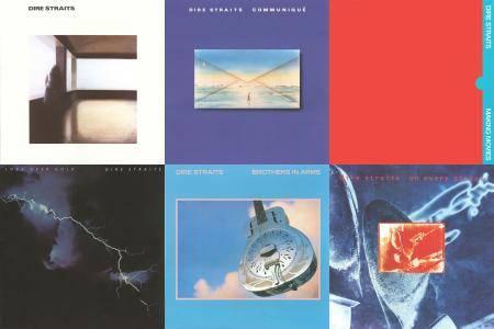 Dire Straits: Discografia (1978 – 1991)
