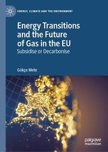 Energy Transitions and the Future of Gas in the EU: Subsidise or Decarbonise