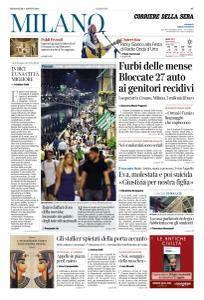Corriere della Sera Milano - 8 Agosto 2018