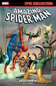 Amazing Spider-Man Epic Collection v01-Great Power 2014 Digital Zone