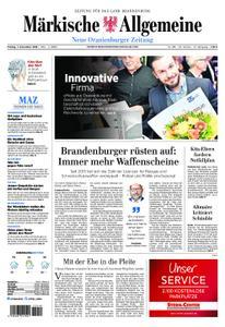Neue Oranienburger Zeitung - 07. Dezember 2018