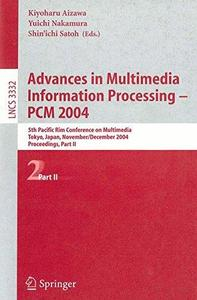 Advances in Multimedia Information Processing - PCM 2004: 5th Pacific Rim Conference on Multimedia, Tokyo, Japan, November 30 -