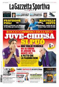 La Gazzetta dello Sport Roma – 26 aprile 2020