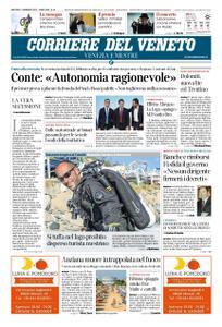 Corriere del Veneto Venezia e Mestre – 12 febbraio 2019