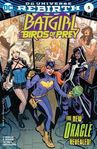 Batgirl  the Birds of Prey 005 2017 2 covers Digital Zone-Empire
